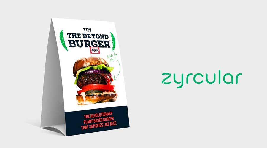 Adquiere los productos de Beyond Meat con Zyrcular Foods