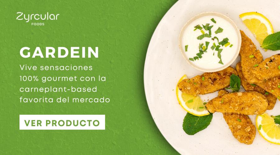 Gardein | Nuggets 100% proteína vegetal
